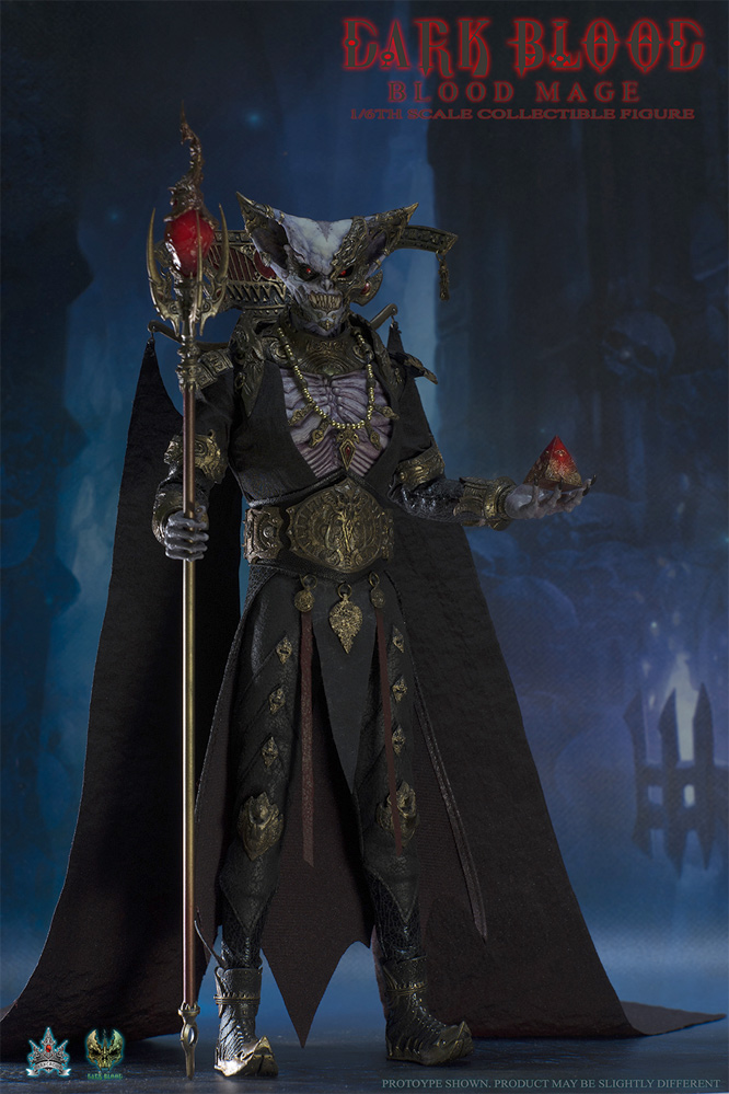 Dark Blood Blood Mage 1/6 Scale Figure by Dark Crown Toys