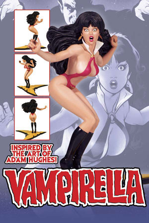 "Vampirella Diamond Eye Edition Women Dynamite 12"" Statue"