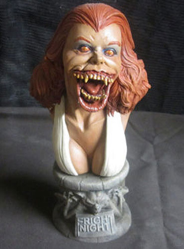 Fright Night Amy Vampire 1/4 Scale Bust Model Kit