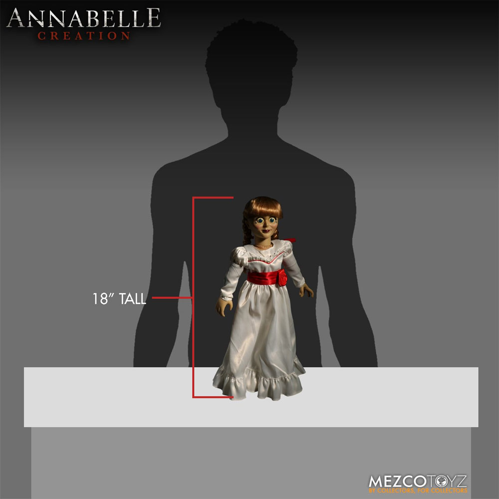Annabelle: Creation Doll Scaled Prop Replica - Click Image to Close