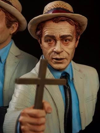Kolchak The Night Stalker 1/3 Scale Bust Resin Model Kit