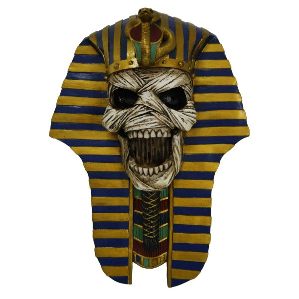 King Tut Mummy Hanging Wall Sculpture