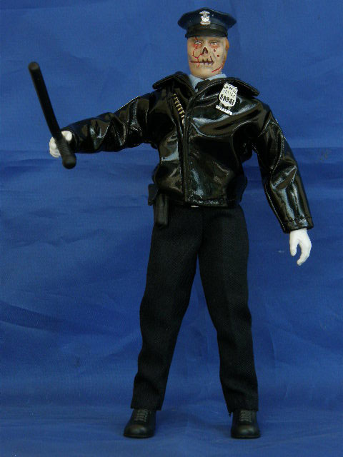 "Maniac Cop 8"" Retro Mego Style Action Figure LIMITED EDITION of 50"