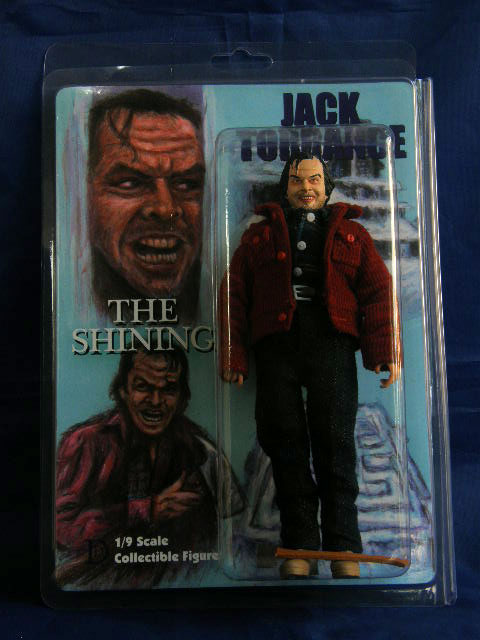 "Shining, The Jack Torrance 8"" Retro Mego Style Figure"