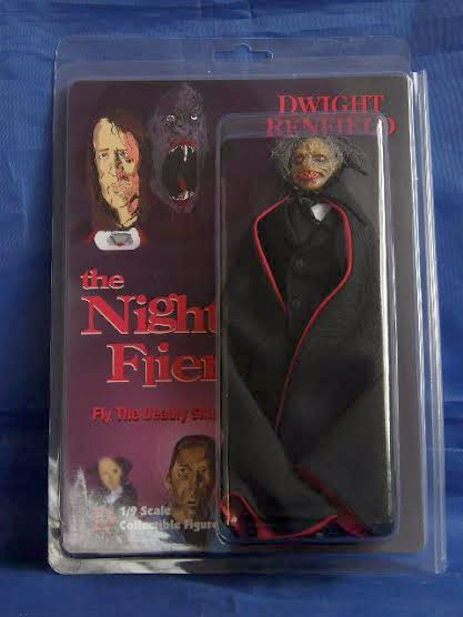 "Night Flier Dwight Renfield 8"" Retro Mego Style Figure Stephen King"