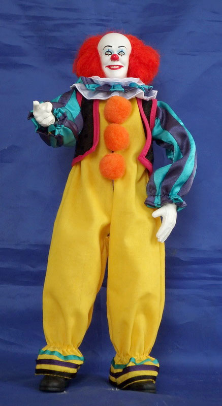 "It Pennywise The Clown 12"" Figure Stephen King"