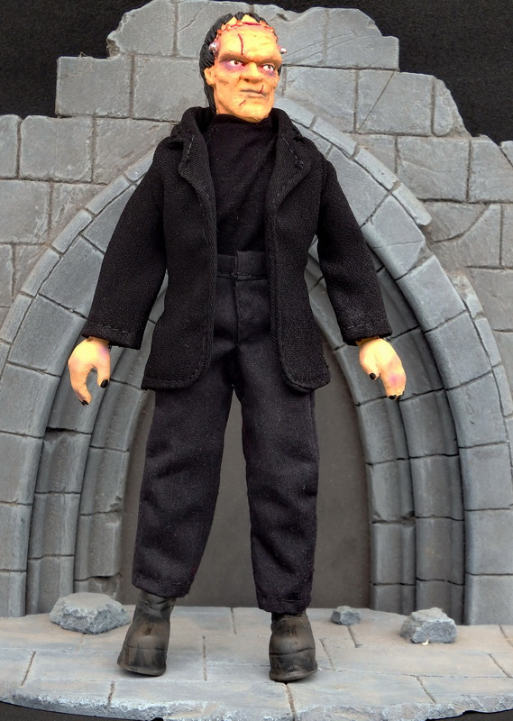"Monster Squad Frankenstein 8"" Retro Mego Style Figure LIMITED EDITION"