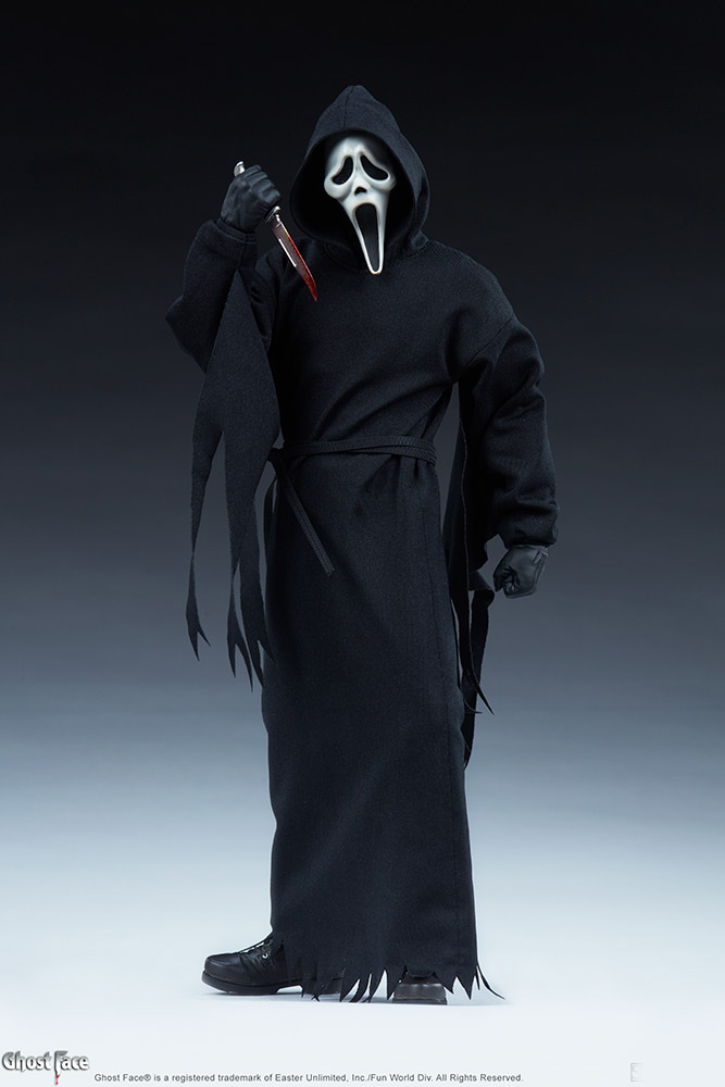 Scream Ghost Face 1/6 Scale Figure by Sideshow