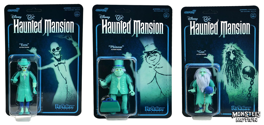 Haunted mansion hitchhiking ghosts 38mm Ribbon by the meter
