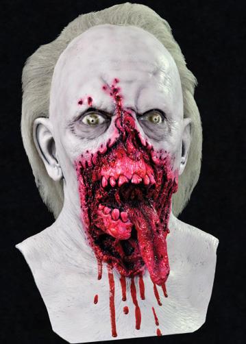 Walking Dead Halloween Props
