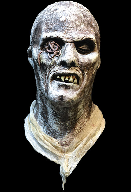 Zombie Lucio Fulci Zombie Latex Halloween Mask