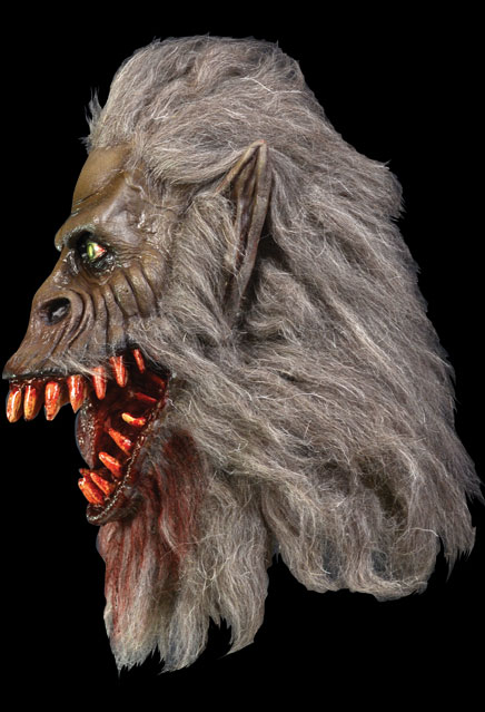 Creepshow Fluffy The Crate Beast Latex Mask
