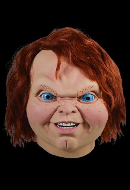 Child's Play 2 Evil Chucky Latex Mask