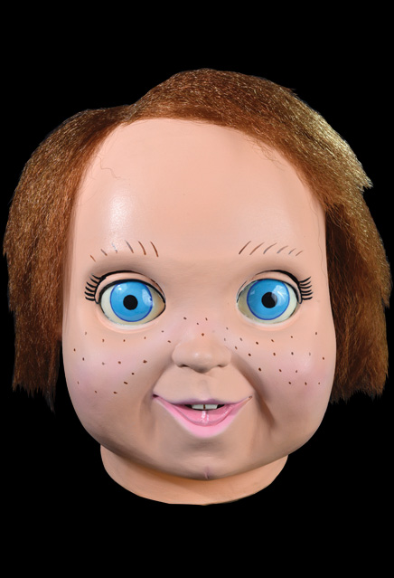 Child's Play 2 Good Guy Doll Chucky Latex Mask