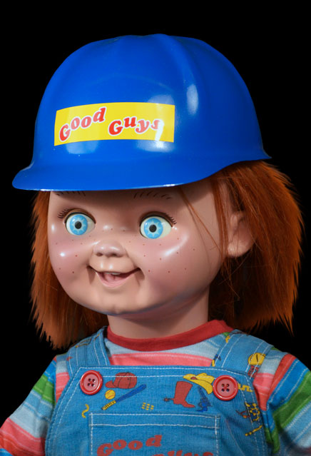 Child's Play 2 Good Guys Chucky Helmet Prop