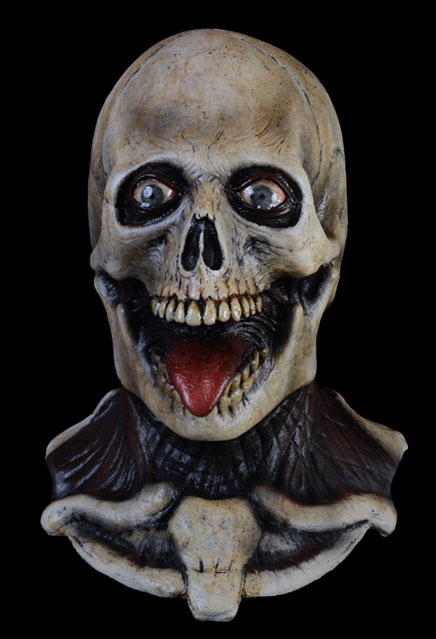 Return of the Living Dead Party Time Skeleton Latex Mask