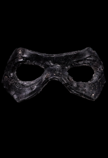 Umbrella Academy Number 2 Diego Domino Mask