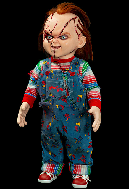 Child's Play Seed of Chucky Life Size Chucky Doll Prop Replica