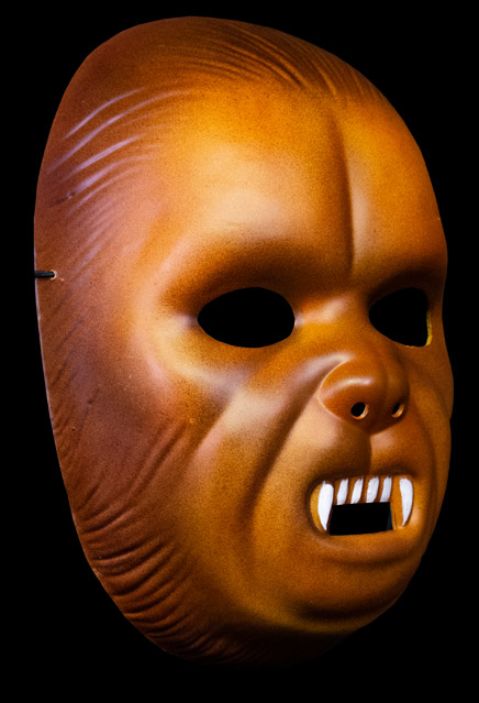 Us 2019 Jordan Peele Jason Wolf Vacuform Mask Prop Replica