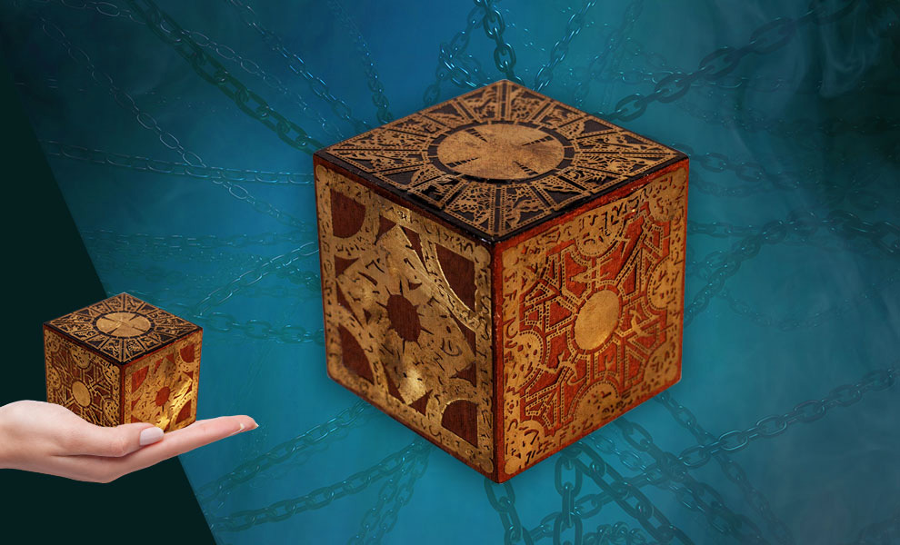 Hellraiser Inferno Lament Box 1/1 Scale Prop Replica