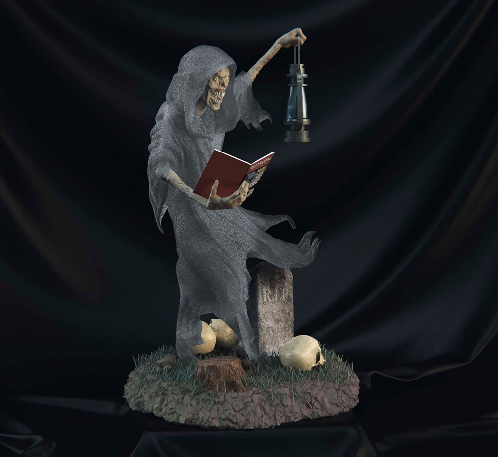 Creepshow The Creep 1/10 Scale Statue