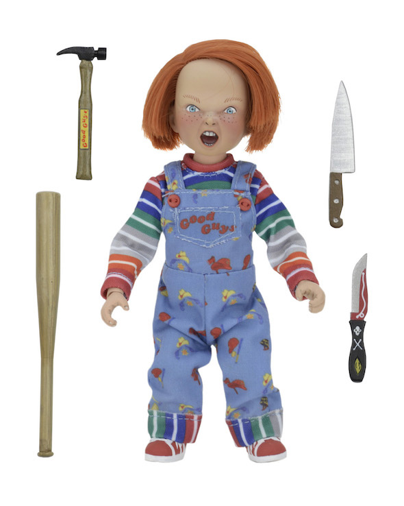 "Child's Play Chucky 8"" Scale Clothed Action Figure"