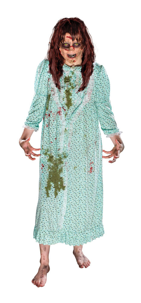 Exorcist Regan Linda Blair Adult Standard Size Costume