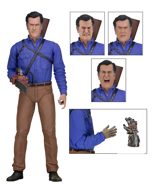 "Ash vs Evil Dead Ultimate Ash 7"" Scale Action Figure"