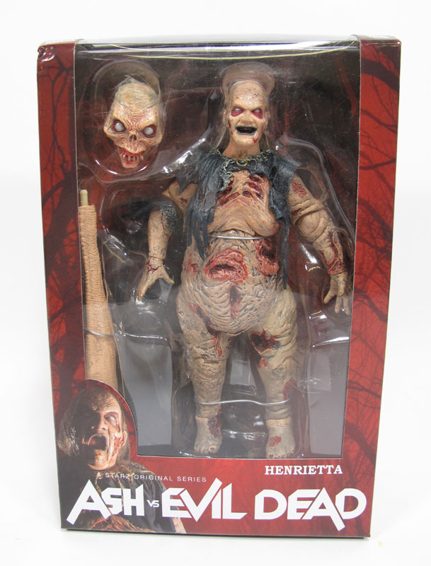"Ash Vs Evil Dead Henrietta 7"" Scale Action Figure by NECA"