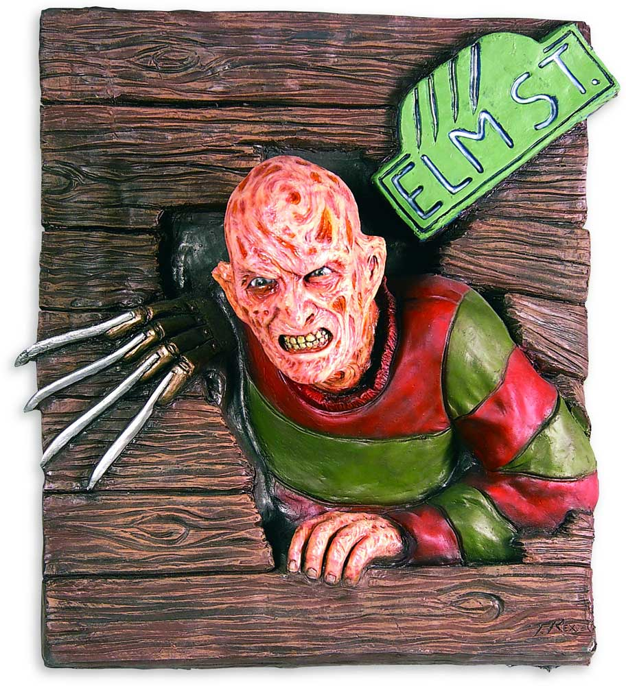 Nightmare On Elm Street Freddy Krueger Wall Breaker Prop