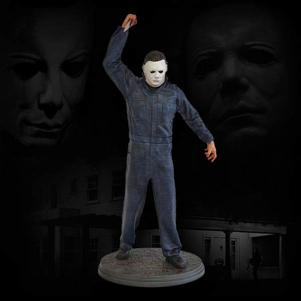 Halloween 1978 Michael Myers 1/4 Scale Statue