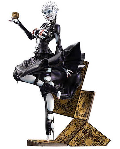 Hellraiser Sexy Female Pinhead 1/7 Scale Horror Bishoujo PVC Figure by Kotobukiya
