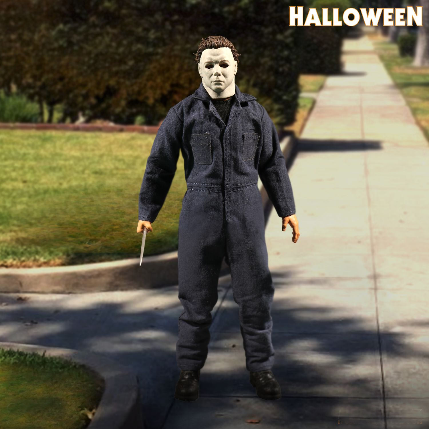 Halloween Michael Myers One Collective 1/12 Scale Figure