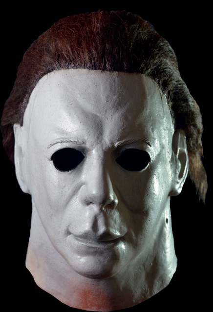 Halloween II Michael Myers Hospital Mask Latex Mask