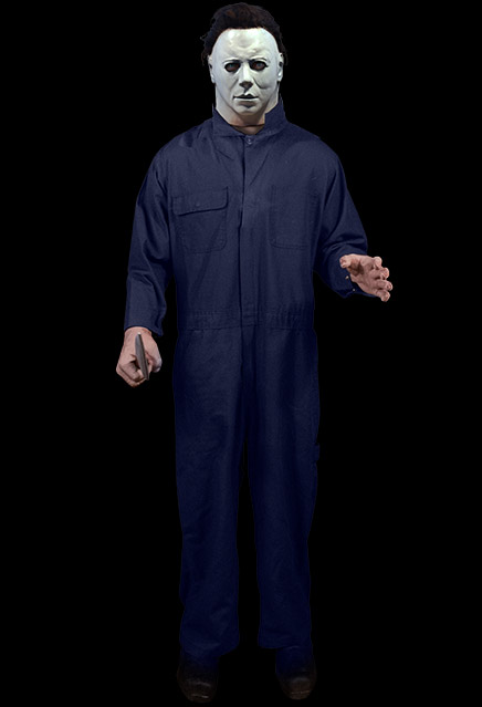 Halloween 1978 Michael Myers Life Size Poseable Prop Replica