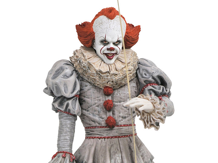 "It Chapter 2 Gallery Pennywise 10"" Statue"