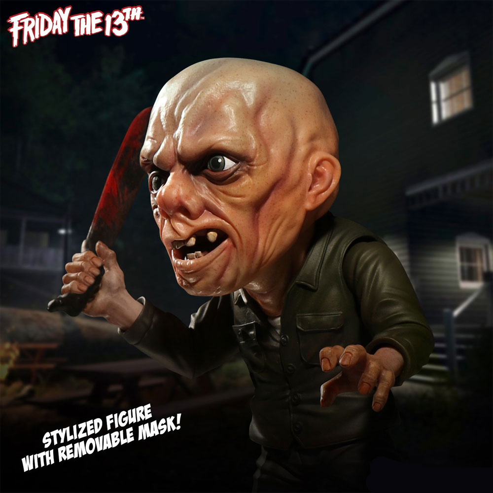 Friday The 13th Jason Voorhees Deluxe Stylized Figure