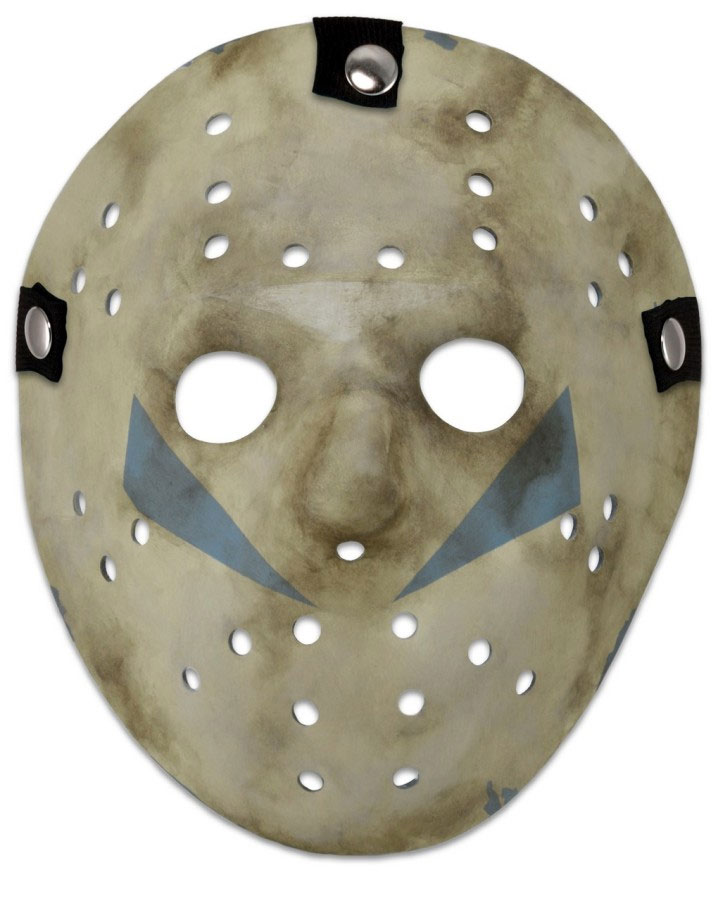 Friday The 13th Part V: A New Begining Jason Voorhees Mask Prop Replica