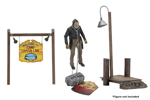 Friday The 13th Camp Crystal Lake Accessory Pack