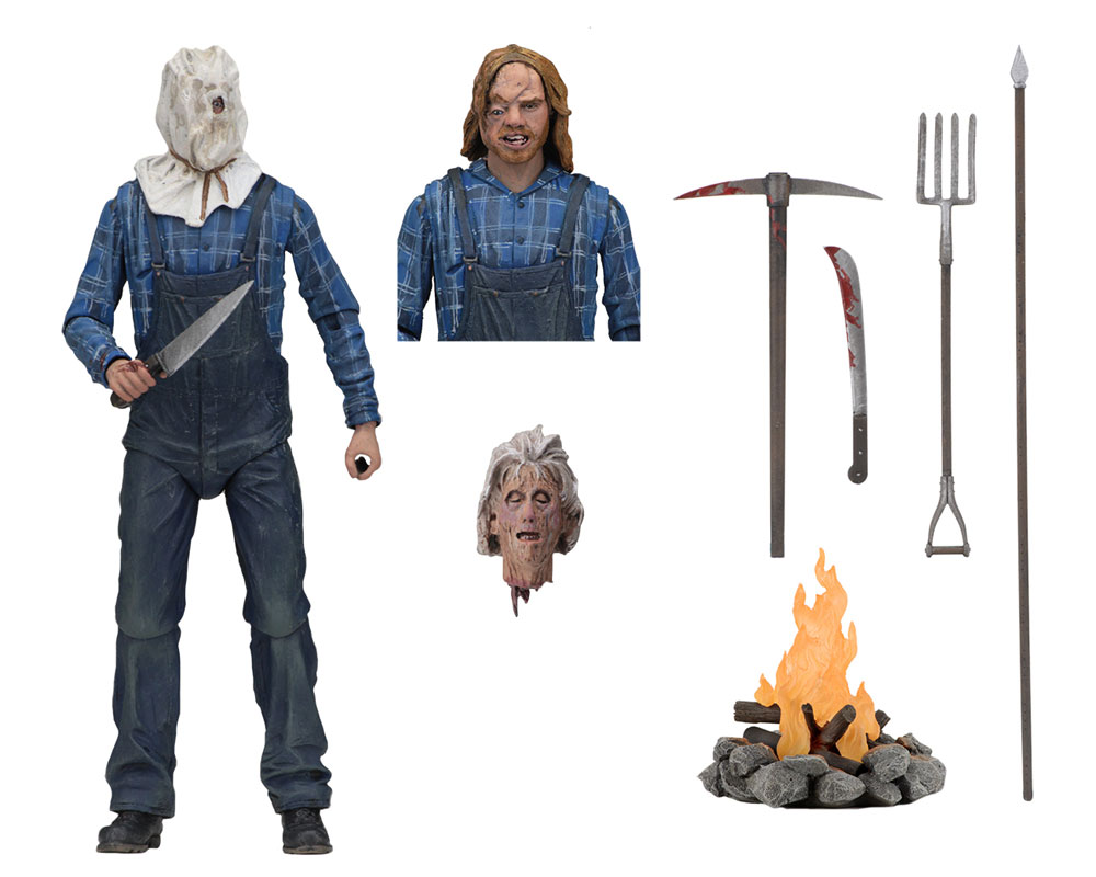 "Friday The 13th Ultimate Part 2 Jason 7"" Scale Figure"