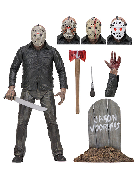 "Friday The 13th Part 5: A New Beginning Jason 7"" Ultimate Figure Dream Sequence Version"