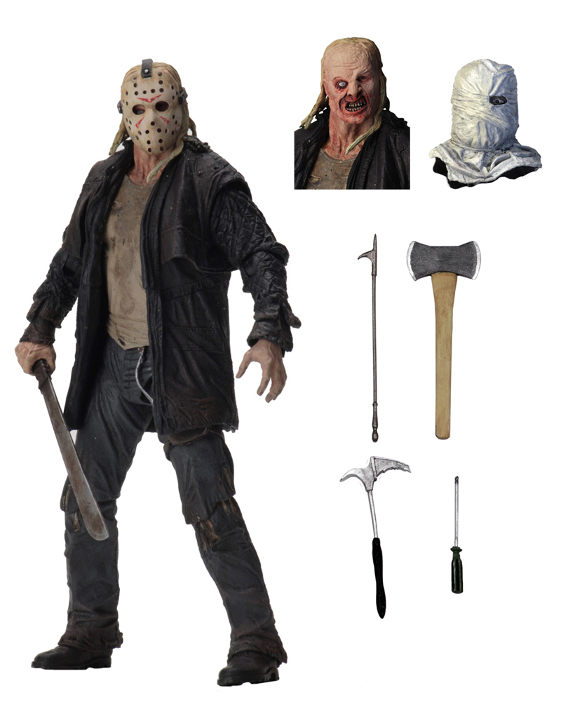 Friday The 13th 2009 Jason Voorhees Ultimate Figure