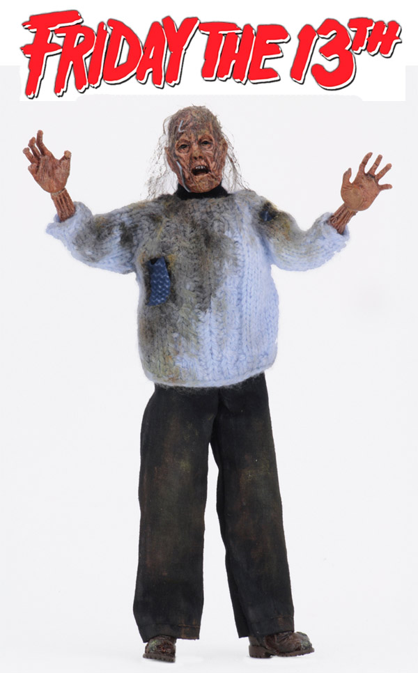 "Friday the 13th Corpse Pamela Voorhees 8"" Figure by Neca"