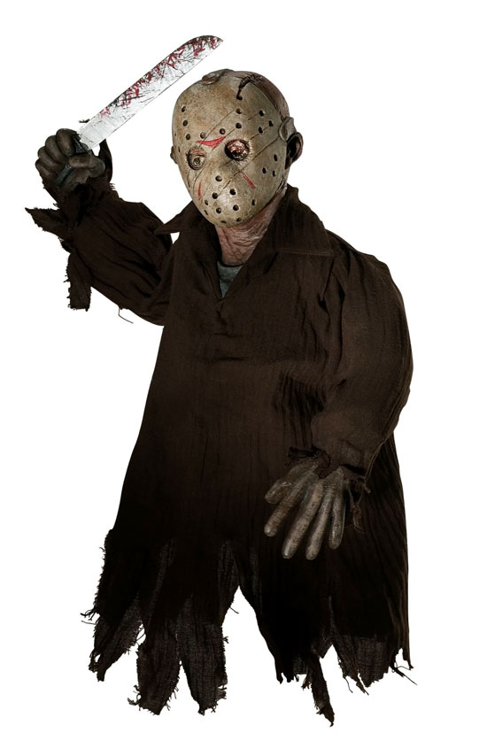Friday the 13th Jason Voorhees 18 inch Hanging Puppet Prop