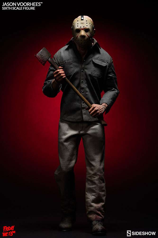 Friday The 13th Part 3 Jason Voorhees 1/6 Scale Figure