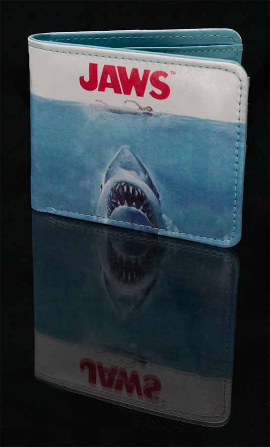Jaws Movie Poster Billfold Wallet