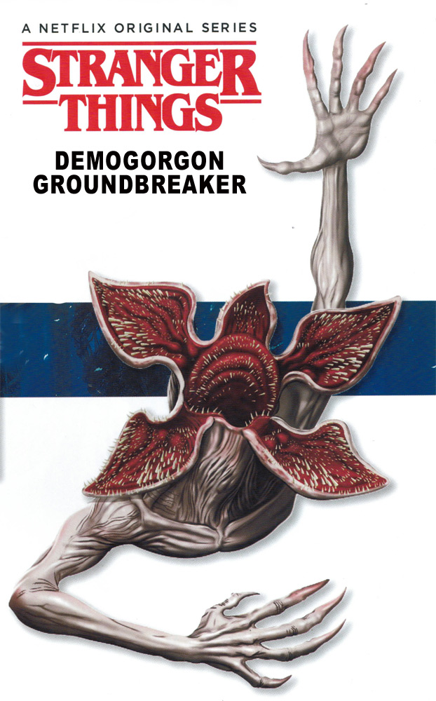 Stranger Things Demogorgon Groundbreaker Prop