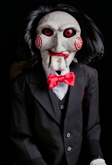 Saw Billy Puppet Life Size Prop Replica