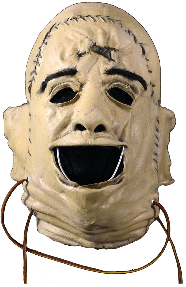 Texas Chainsaw Massacre 1974 Leatherface Face Mask