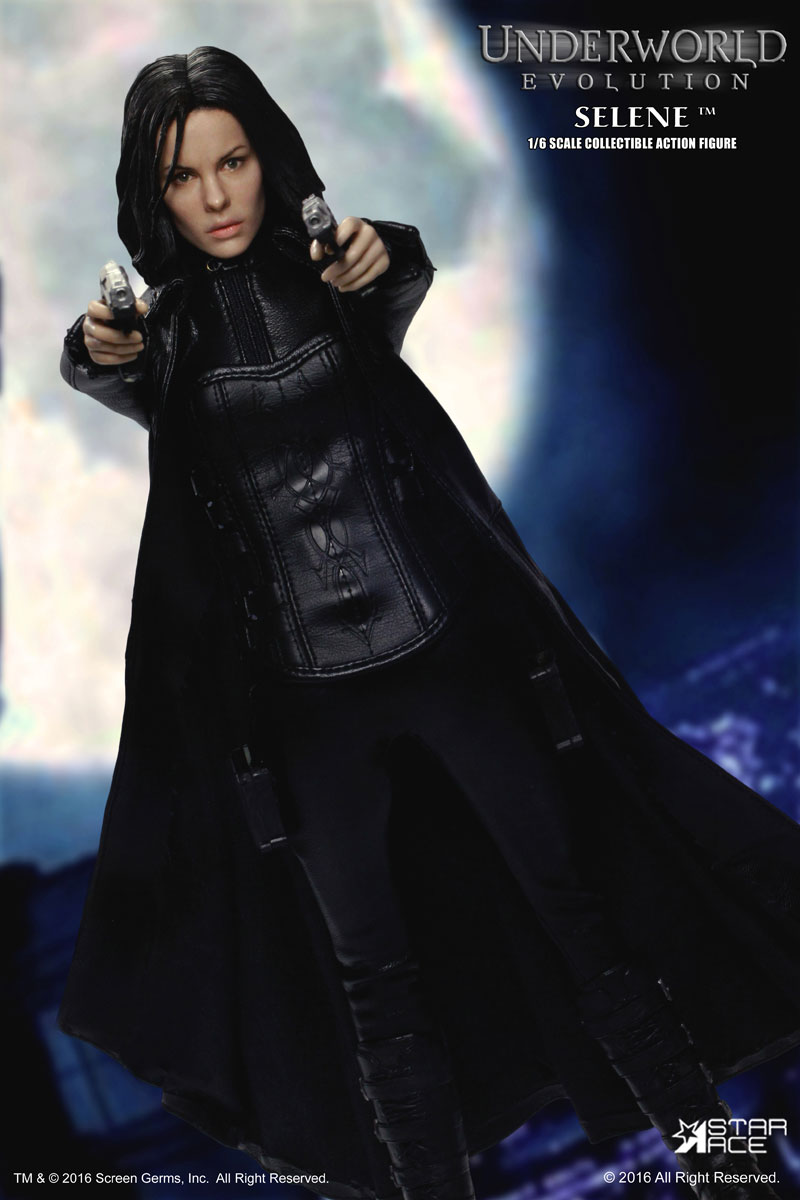 Underworld Evolution Selene 1/6 Scale Figure by Star Ace